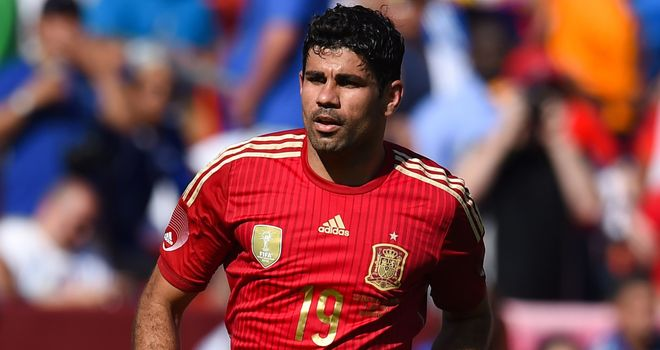 Diego Costa: Keen to move on from the World Cup
