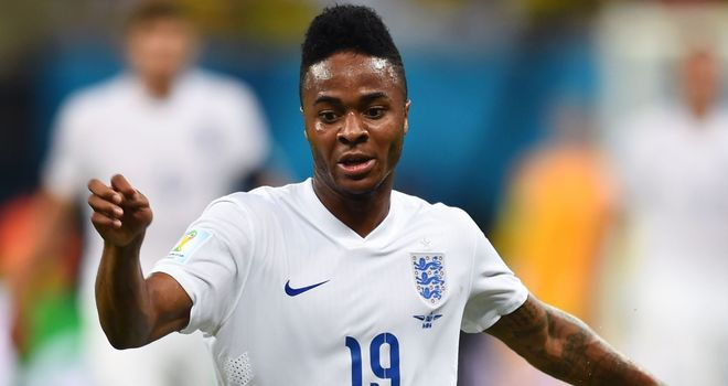 Raheem Sterling: Hoping England improve in near future