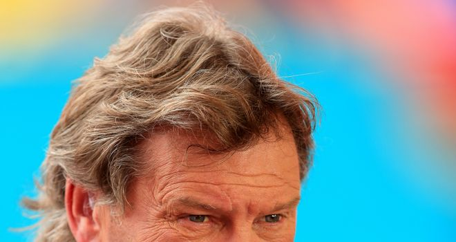 Glenn Hoddle: Gives his views on England
