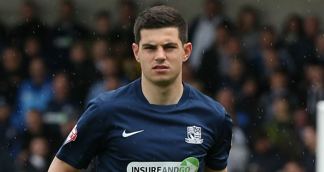 John Egan: Took in a productive loan spell at Southend last season