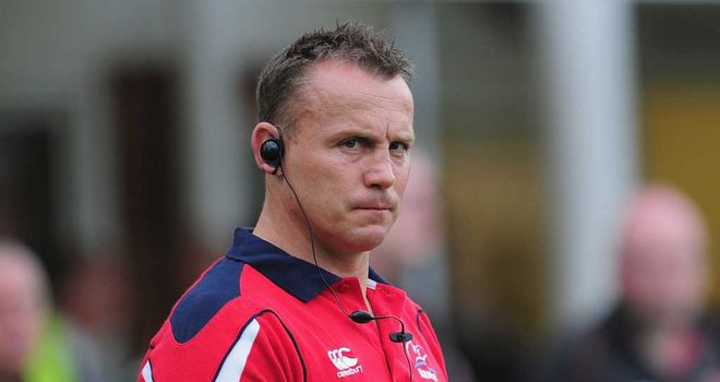 Kingsley Jones: The new man in charge at Rodney Parade