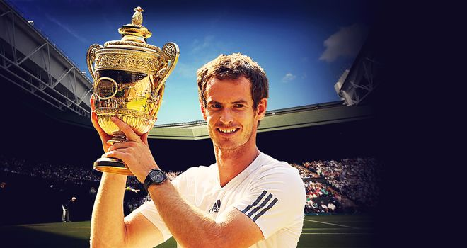 Andy Murray: Beat Novak Djokovic to win Wimbledon last year