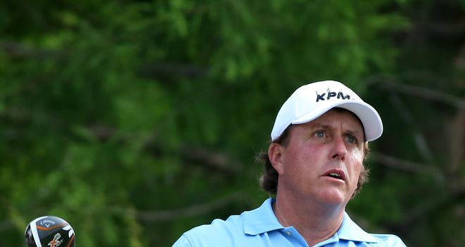 Phil Mickelson: Made a welcome return to form