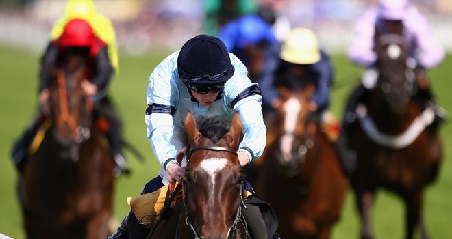 Telescope: All set to run in the Juddmonte International at York