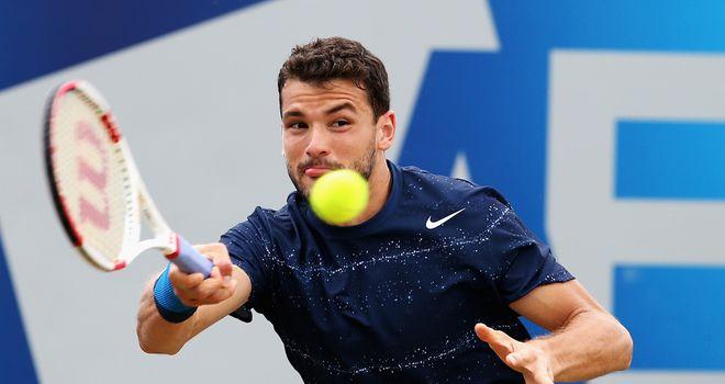 Grigor Dimitrov won the Boys' Singles at Wimbledon in 2008