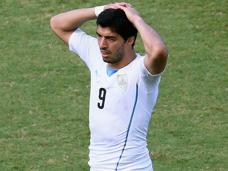 Luis Suarez: Hoping for his ban to be reduced