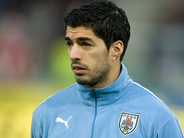 Luis Suarez: Could return for Uruguay against England