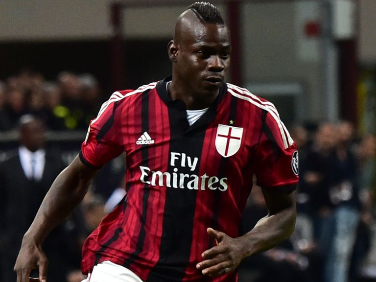 Mario Balotelli: No interest from Liverpool
