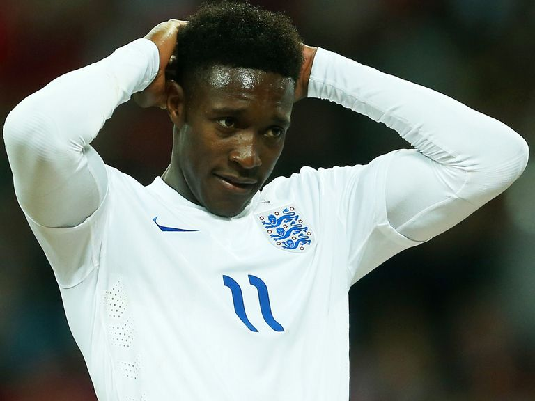Danny Welbeck: Will take more risks