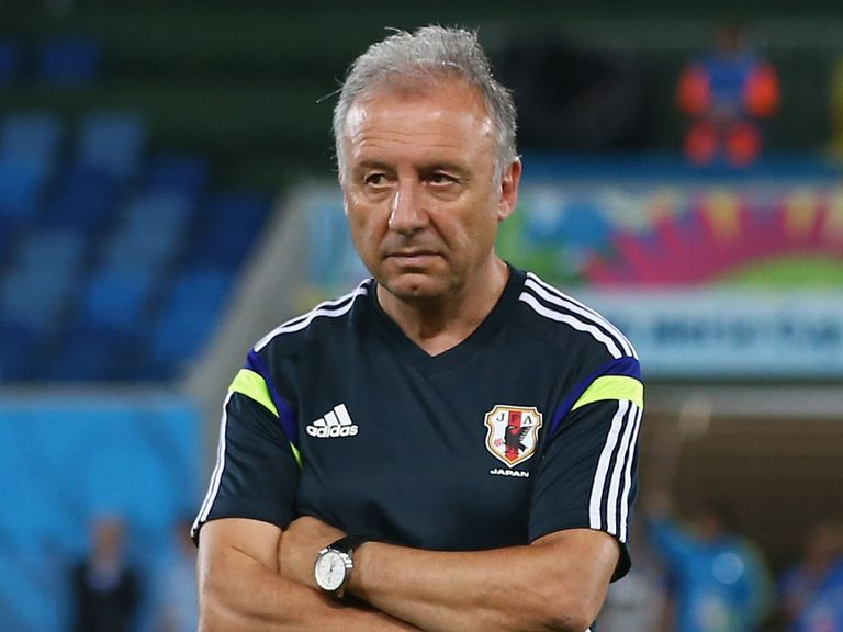 Alberto Zaccheroni: Not too impressed with what he's seen from Japan
