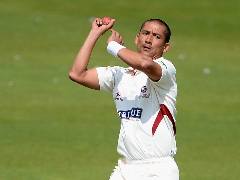 Alfonso Thomas: Helped his side beat Sussex