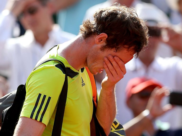 Andy Murray: No match for Rafael Nadal in Paris