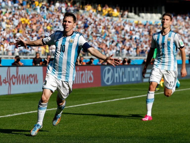 Lionel Messi: Argentina danger man