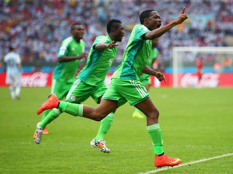 Nigeria: Banned from international football