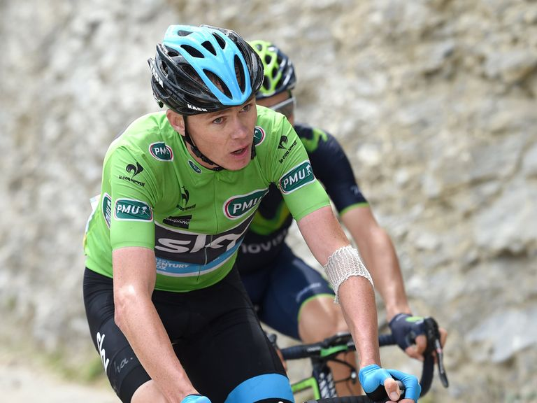 Chris Froome: Relishing defending his Tour title