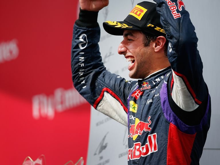 Daniel Ricciardo: Can once again lead the Red Bull charge