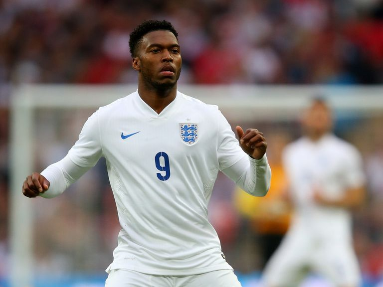Daniel Sturridge: Backed to impress by Wayne Rooney
