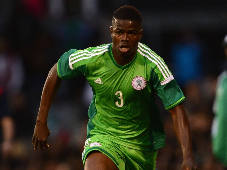 Elderson Echiejile: Suffered a hamstring injury against Greece