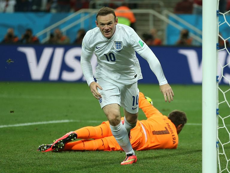 Wayne Rooney: Will he be the next England captain?
