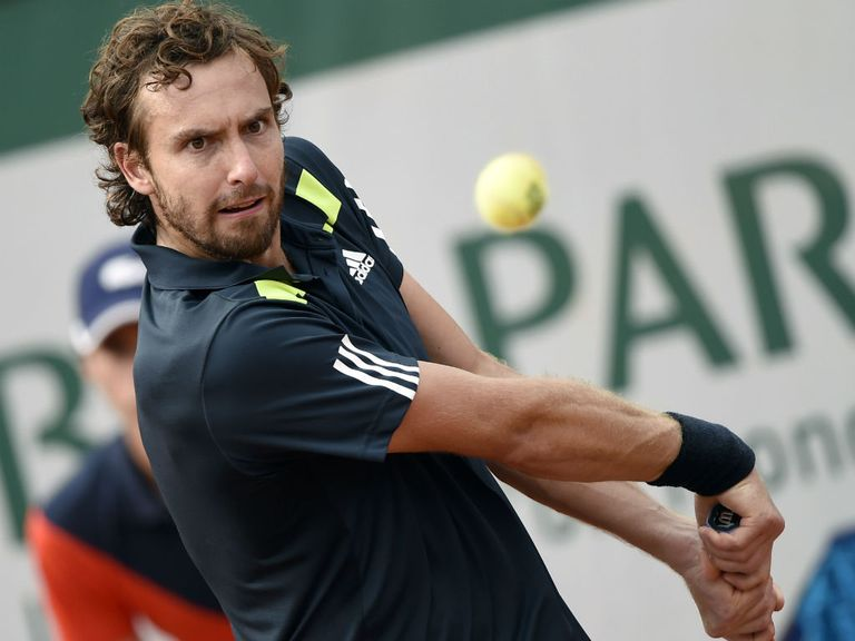 Ernests Gulbis knocked out Berdych