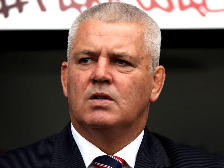 Warren Gatland: The head coach of Wales