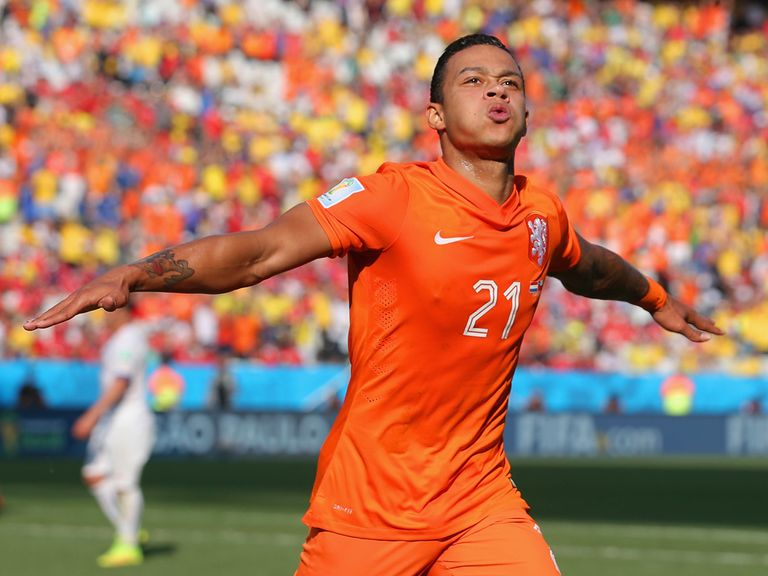 Depay: PSV claim no contact from Spurs