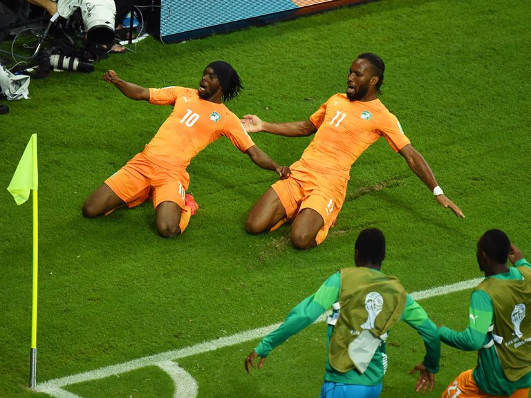 Ivory Coast can beat Greece