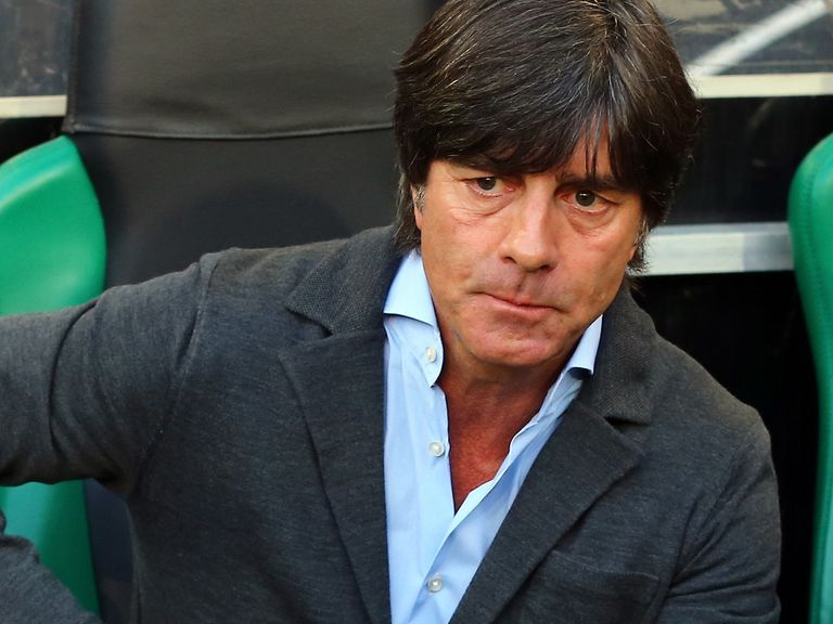 Joachim Low: Has named his Germany squad