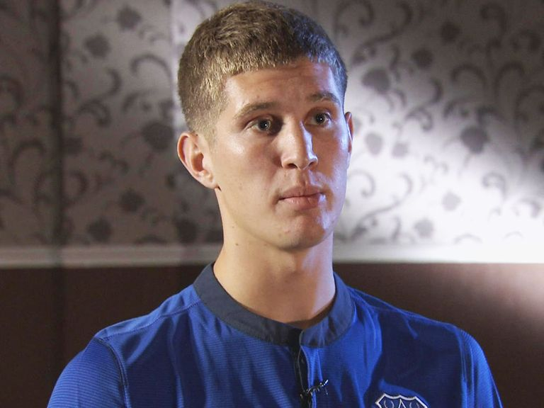 John Stones: Impressing for Everton