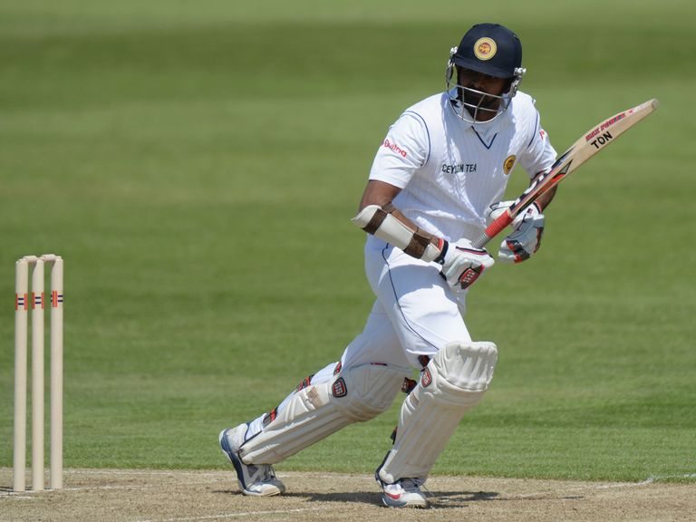 Lahiru Thirimanne: Preparing to face England