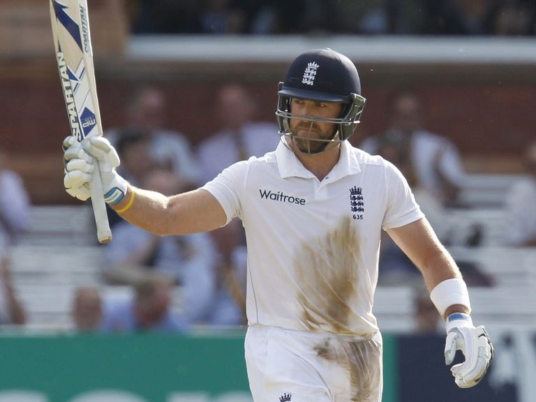 Matt Prior: Keen to have repaid faith shown in him