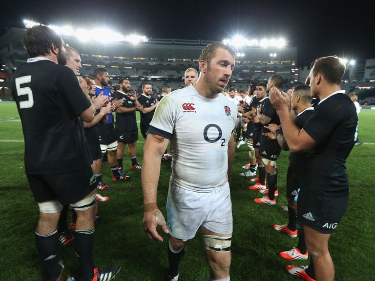 Chris Robshaw: England focus is winning the series