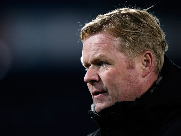 Ronald Koeman: Has agreed a deal to become Southampton manager