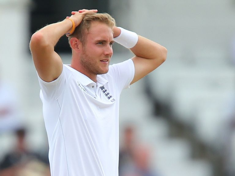 Stuart Broad: May need a rest with five Tests in six weeks