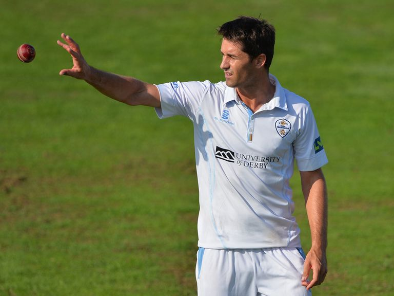 Tim Groenewald: Signs for Somerset