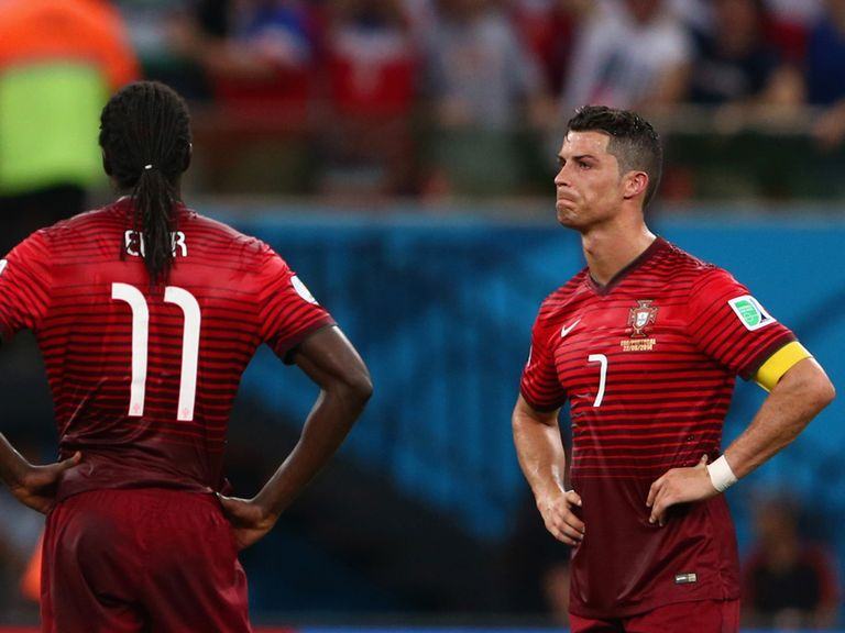 Cristiano Ronaldo and Portugal have a lot on their plate if they are to qualify