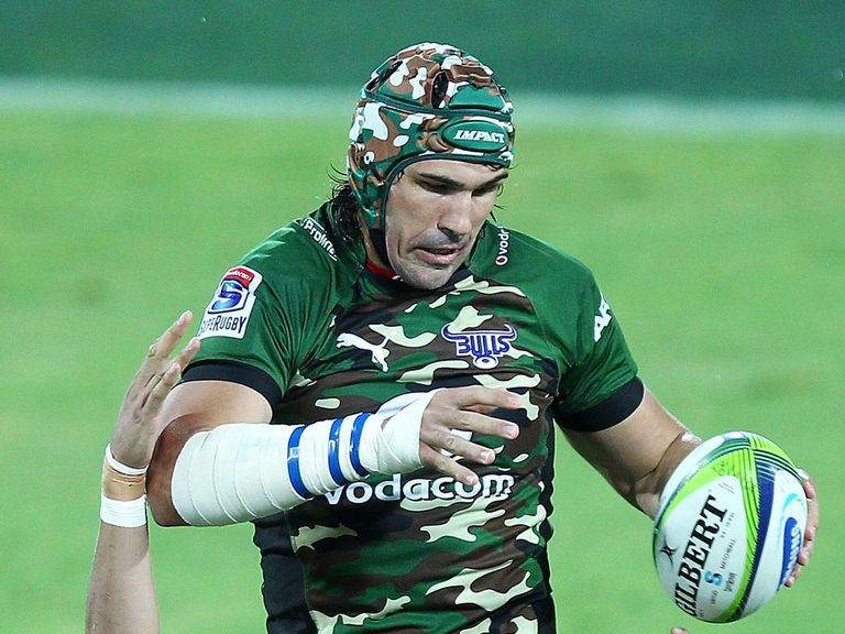 Victor Matfield: Will skipper South Africa