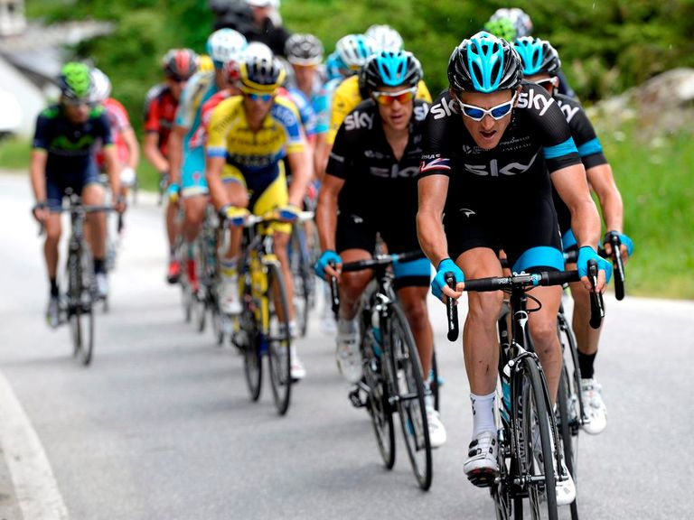 Geraint Thomas: His all-round abilities will be key