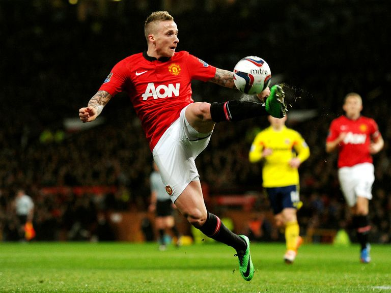 Alexander Buttner: Ready to leave Manchester United