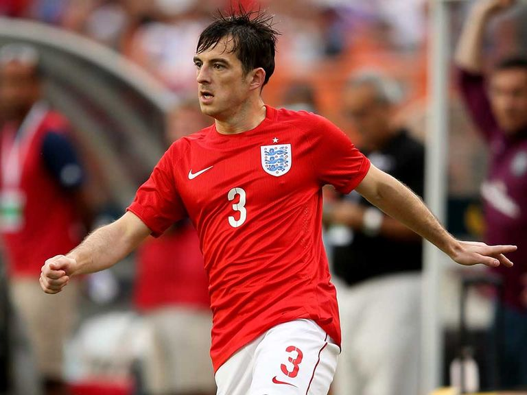 Leighton Baines: Relishing being part of the England set-up
