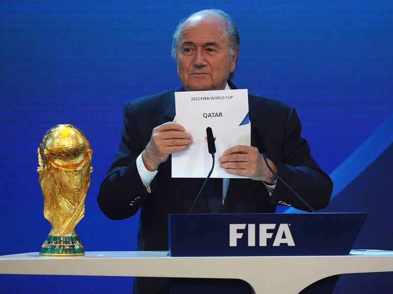 Qatar's victorious World Cup bid continues to draw criticism