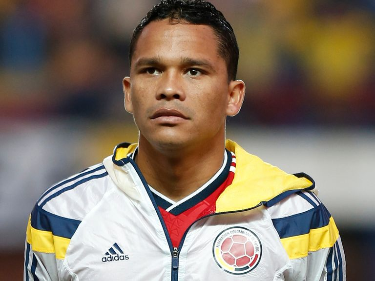 Bacca: Picked up a leg injury