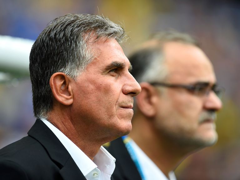 Carlos Queiroz: Iran boss not offered a new deal