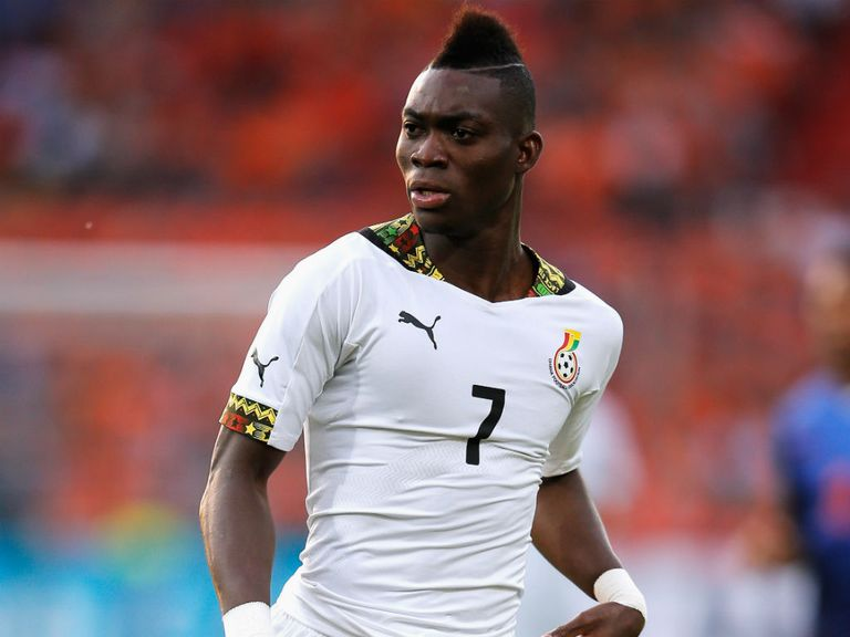 Christian Atsu: Exciting Everton boss Roberto Martinez