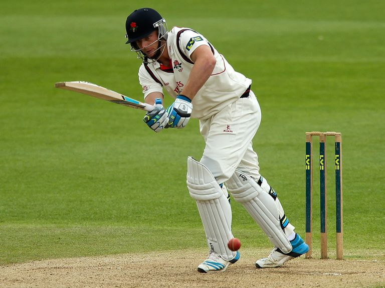 Jos Buttler: Scored a century for Lancashire