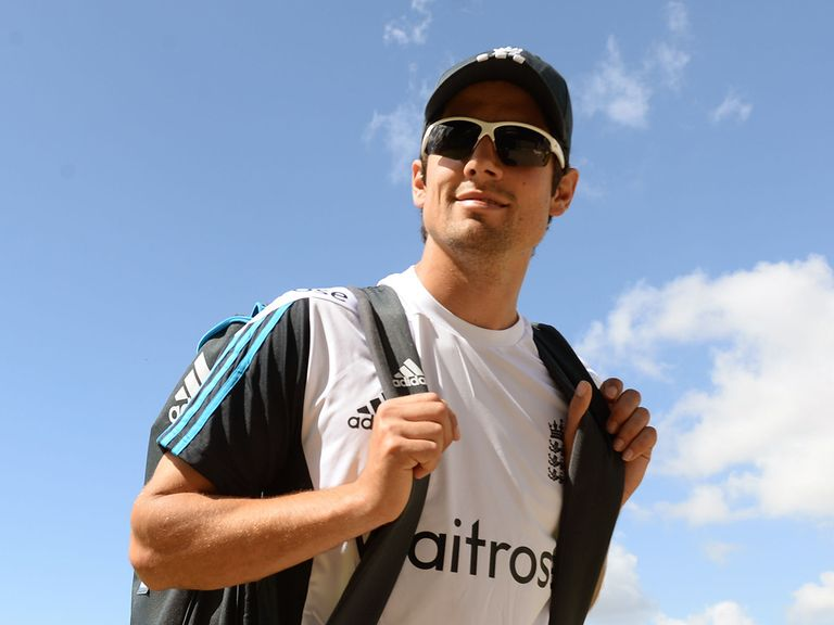 Alastair Cook: Preparing for the Tests against Sri Lanka