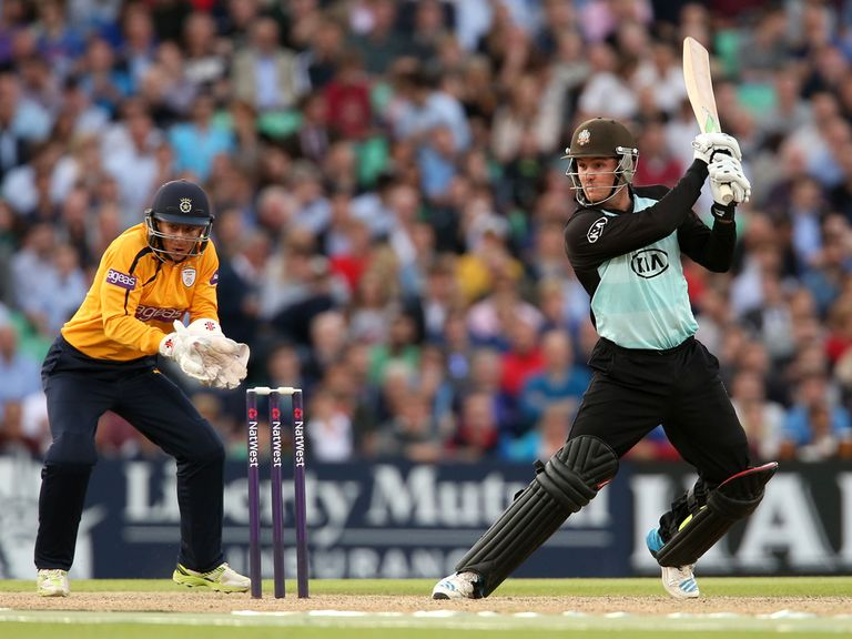 Jason Roy: Outshone Kevin Pietersen for Surrey