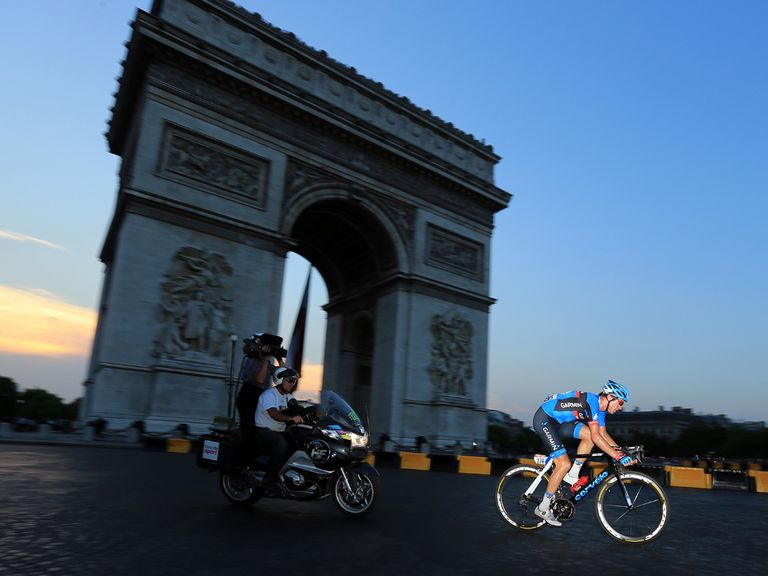 Paris: Where the race will reach its climax after 21 gruelling stages