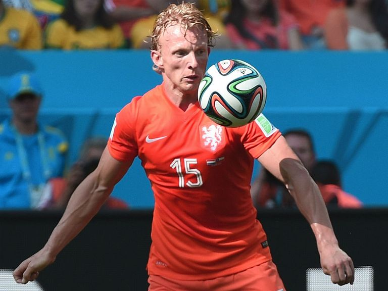 Dirk Kuyt: Expects Van Gaal to succeed at Old Trafford