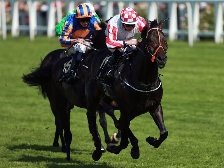 Slade Power: Landed some bets in the Saturday feature